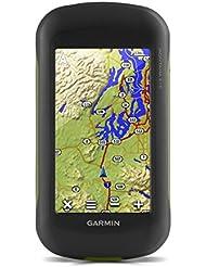 Garmin Montana 610 Outdoor-Navigationsgerät - ANT+ Konnektivität, hochauflösendes 10,16 cm (4'') Touchscreen-Display