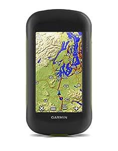 Garmin Montana 610 Outdoor-Navigationsgerät - ANT+ Konnektivität, barometrischen Höhenmesser, GPS und GLONASS, 4 Zoll (10,2cm) Touchscreen-Display