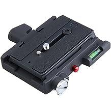 Well-portería MH621 sistema de liberación rápida w/mh601 Slide plato compatible Giottos 357PLV