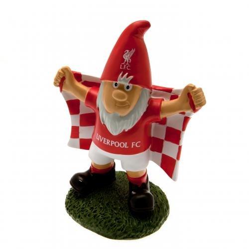 Liverpool FC. Garden Gnome (Tennis-stationär)