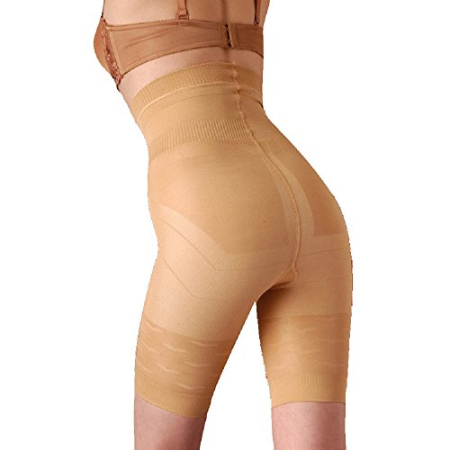 BaronHong Donne Shapewear Body Tall Tummy Vita e Tighs Controllo con Pantaloncini Compression Butt Lift pelle