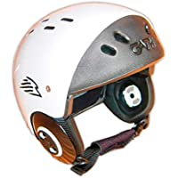 GATH Deportes acuáticos Casco Surf Convertible XS White Kite Surf Windsurf Kayak