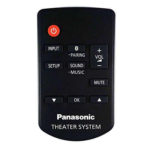 Panasonic N2QAYC000109 Fernbedienung für SC-HTB485, SC-HTB885 Soundbar