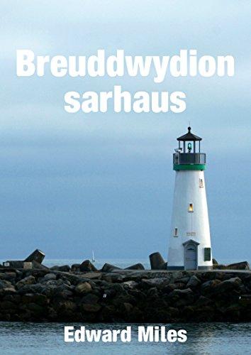Breuddwydion sarhaus (Welsh Edition) por Edward  Miles