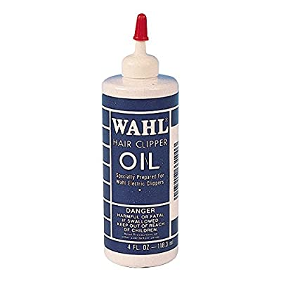 Wahl Electric Hair Clippers Trimmer Shaver Blade Oil Lubricant Lube 4oz Spare from Wahl