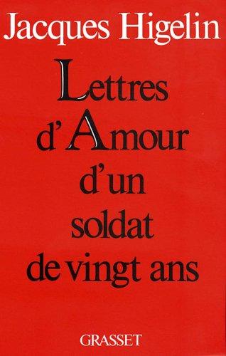 Lettres d'amour d'un soldat de vingt ans