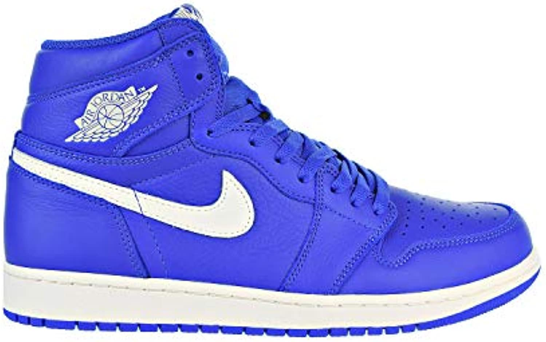Nike Air Air Air Jordan 1 Retro Scarpa Da Calcio , Blu (Hyper Royal), EU 46 (US 12) | I Consumatori In Primo Luogo  | Maschio/Ragazze Scarpa  a7e237