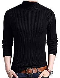 Lannister Fashion Pull Tricoté Col Roulé Pull sous-Vêtement Automne Sweat-Shirt  Hiver Skinny 0611e89d18da