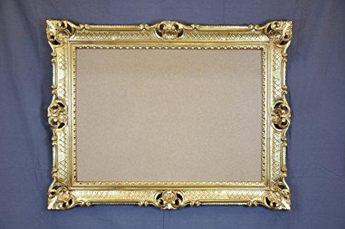 espejo espejo grande dorado dorado marco estilo barroco artificial vintage x