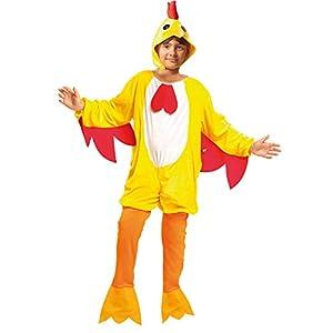 My Other Me - Disfraz de Gallo, talla 7-9 años (Viving Costumes MOM01279)