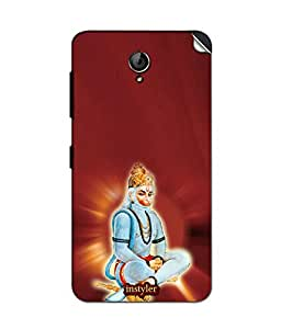 instyler MOBILE STICKER FOR MICROMAX BOLT D320