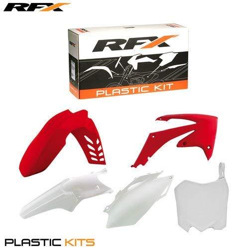 RFX fxpk 1140055oe Honda CRF45009-10CRF2502010-Kunststoff-Set Honda CRF45009-10CRF2502010, rot