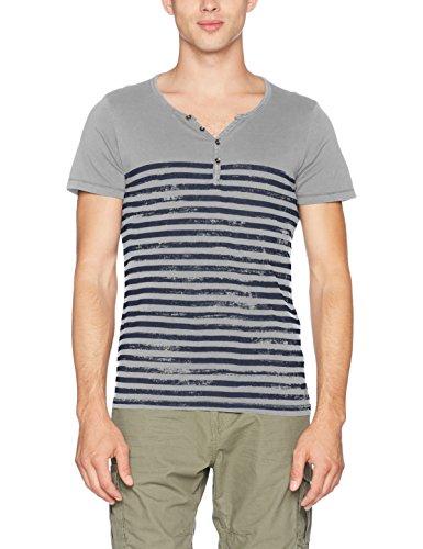 s.Oliver Herren T-Shirt Grau (91G1)