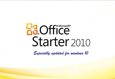 Microsoft Word & Excel 2010 Starter