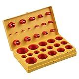 La Industria Junta tórica Surtido silicona Dimensiones (pulgadas) en este especial Surtido de encontrar 407pieza o de anillos en 32diferentes dimens