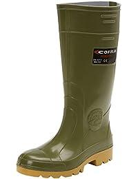 Cofra 00010-002.W36 Country O4 SRC Bottes de pluie Taille 36 Vert
