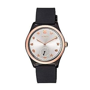 Reloj Tous 900350085 Free Fresh de Acero IP Rosado y policarbonato con