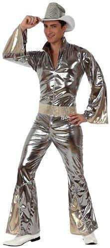 Atosa 10378 - Verkleidung Discojunge, Größe 50-52, - Disco Kostüm Für Jungen