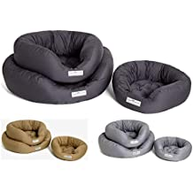 Hound & Nature Cama para Perros/Perros Nest/Donut Estable Agradable Lavable hasta 60