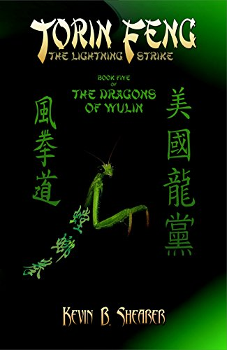 Torin Feng - Book Five of The Dragons of Wulin (English Edition) (Dragon Kung Fu Training)
