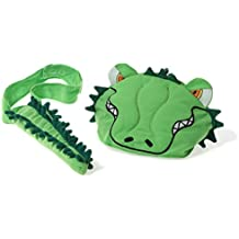 Childrens Fancy Dress / Dressing Up Crocodile Costume / Hat and Tail. Adjustable Fit from 1 Year + (gorro/ sombrero)
