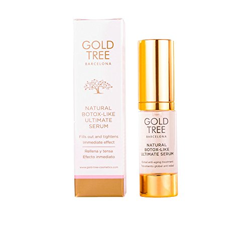 Gold Tree Barcelona Natural Botox Serum Rassodante - 15 ml