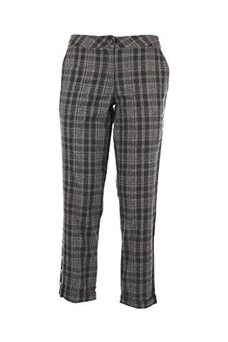 Pantalone Donna Shiki S Grigio 15isk26638 Autunno Inverno 2015/16