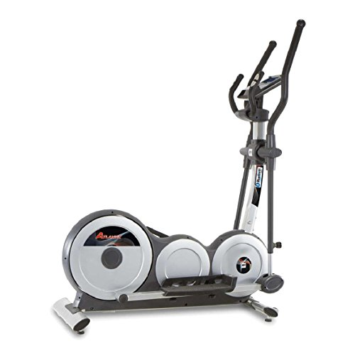 BH Fitness i.ATLANTIC Crosstrainer - Stride length 46cm - Magnetic resistance - Inertial system 14kg - i.Concept by BH - G2525I