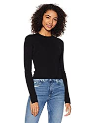 Forever 21 Womens Plain Regular Fit Rayon Shirt (00147347034_0014734703_BLACK_4_)