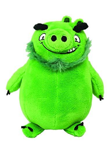 "Angry Birds - Green Pig Leonard Plush - Movie - 19cm 7"""