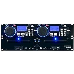 Pronomic CDJ-230 double DJ lecteur CD avec USB & SD