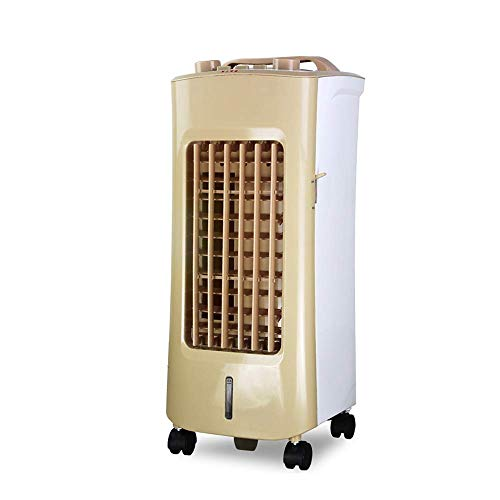 NZ-FAN-YINGYU Fans Mechanical Air Conditioning Heating and Cooling Dual-use Cooling Home Bedroom Small Power Saving -