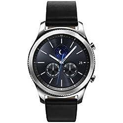 Samsung - Gear S3 Classic - Montre connectée - Argent (Import Allemagne)