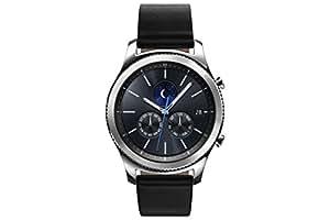 Samsung Gear S3 Classic Smartwatch, IP68, 4 GB, Argento