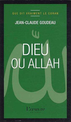 Dieu ou Allah