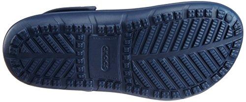 crocs Unisex-Erwachsene Hilo Clog Blau (Navy)