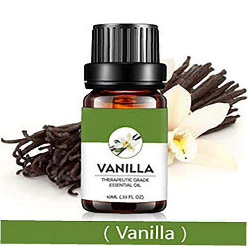 Planta De Vainilla Aceite Esencial Puro Sin Diluir Aceite Esencial Para Masaje Y Cuidado De La Piel...