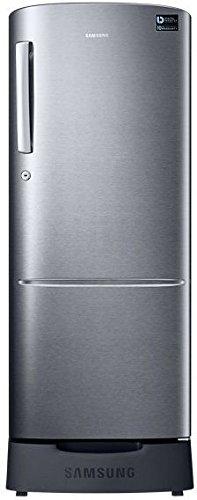 Samsung 212 L 5 Star Direct-cool  Refrigerator (RR22K287ZS8 , Elegant Inox)