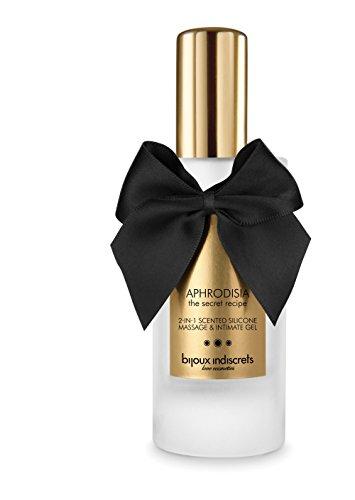 Bijoux Indiscrets Aphrodisia Massage Gel, 100 ml (Sinnliche Wohltuende Massage-Öl)