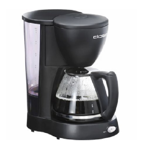 Cloer 5930 Kaffee-Automat, schwarz-mattiert thumbnail