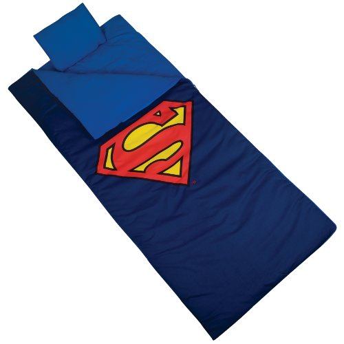 wildkin-superman-shield-original-sleeping-bag-by-wildkin