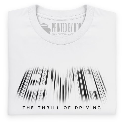 Evo Speed Logo T-Shirt, Herren Wei