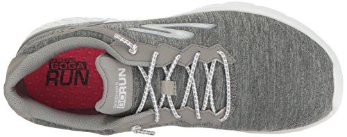 Skechers Performance Damen Go Run 400-Swiftly Outdoor Fitnessschuhe Grau (Gray)