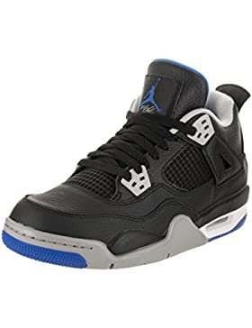 AIR JORDAN 4 RETRO BG (GS) 'ALTERNATE' - 408452-006 - SIZE 4.5 - US Size