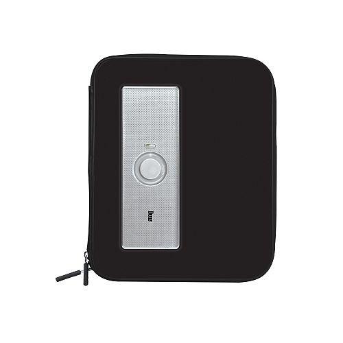 iLuv isp210Schutzhülle mit Lautsprecher für Tablet iPad 1& 2/Samsung Galaxy Tab schwarz Stereo-docking-system