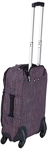 Kipling - DARCEY - 30 Litres - Trolley - Vibrant Red - (Rouge) Mini Geo