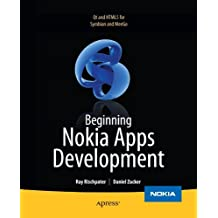 Beginning Nokia Apps Development: Qt and HTML5 for Symbian and MeeGo (Books for Professionals by Professionals) by Daniel Zucker (2010-12-21)