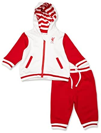 Brecrest Babywear Liverpool FC LFC102 Baby Boy's Outfit Sets Red 6-9 Months