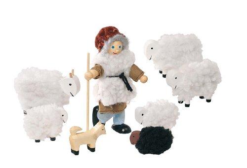 TOYS pure Schäfer mit Herde