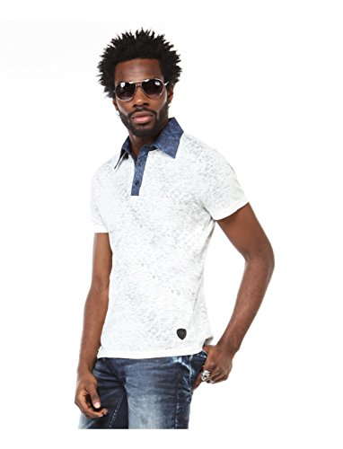 Redskins Herren T-Shirt Blau - Navy/White